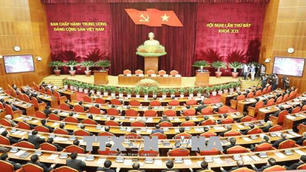 Nghị quyết Hội nghị Trung ương 7, khóa XII về cải cách chính sách bảo hiểm xã hội